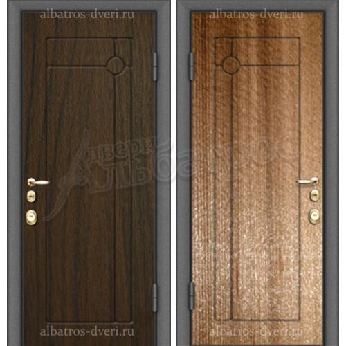 Входная металлическая дверь модель 02-10
