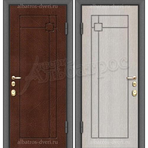 Входная металлическая дверь модель 02-11