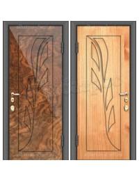 Входная металлическая дверь 02-13