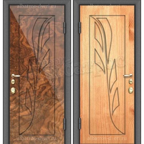Входная металлическая дверь модель 02-13