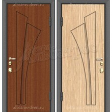 Входная металлическая дверь 02-14