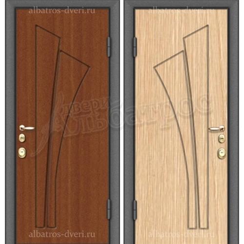 Входная металлическая дверь модель 02-14