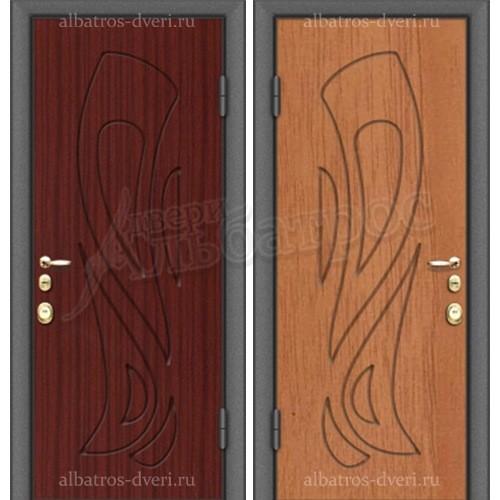Входная металлическая дверь модель 02-16