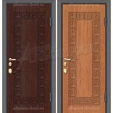 Входная металлическая дверь 01-81