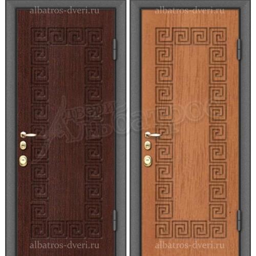Входная металлическая дверь модель 01-81