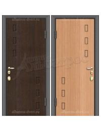 Входная металлическая дверь 02-18