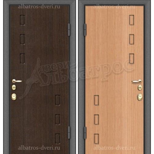 Входная металлическая дверь модель 02-18
