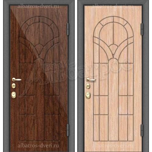 Входная металлическая дверь модель 01-83