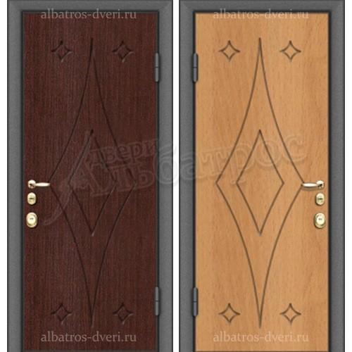 Входная металлическая дверь модель 01-85
