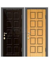 Входная металлическая дверь 01-07