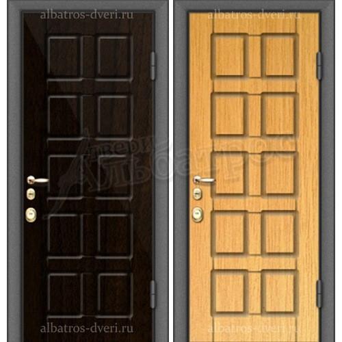 Входная металлическая дверь модель МДФ S10