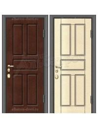 Входная металлическая дверь 01-10