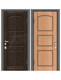 Входная металлическая дверь 01-15