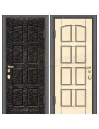 Входная металлическая дверь 01-16