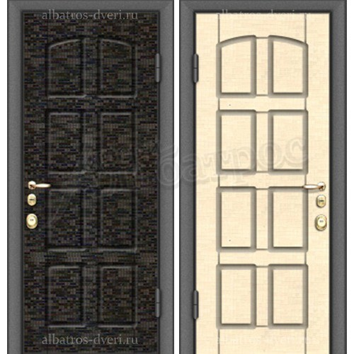 Входная металлическая дверь модель 01-16