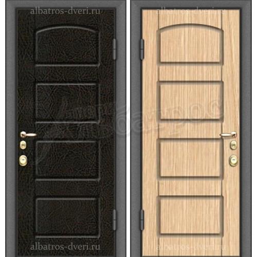 Входная металлическая дверь модель 01-17