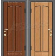 Входная металлическая дверь 01-18