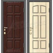 Входная металлическая дверь 01-21