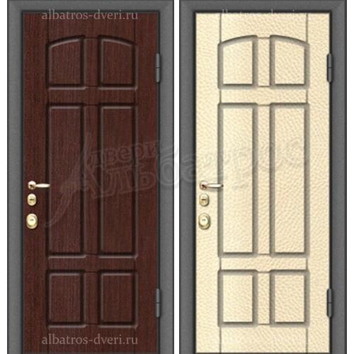 Входная металлическая дверь модель МДФ S24