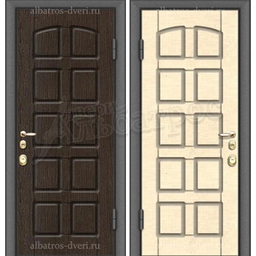 Входная металлическая дверь модель 01-22