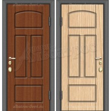Входная металлическая дверь 01-23