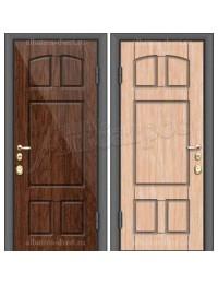 Входная металлическая дверь 01-24