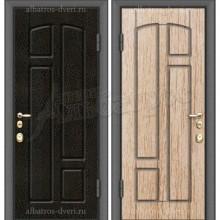 Входная металлическая дверь 01-26