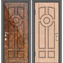 Входная металлическая дверь 01-30