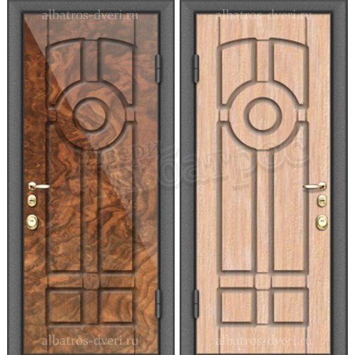 Входная металлическая дверь модель 01-30