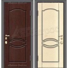 Входная металлическая дверь 01-33
