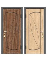 Входная металлическая дверь 01-36