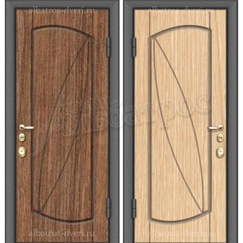 Входная металлическая дверь модель 01-36