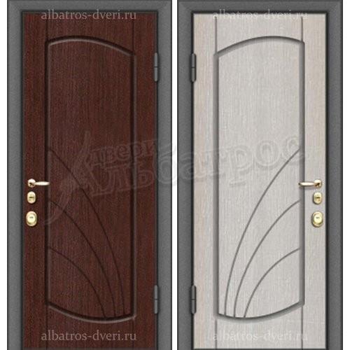 Входная металлическая дверь модель 01-37
