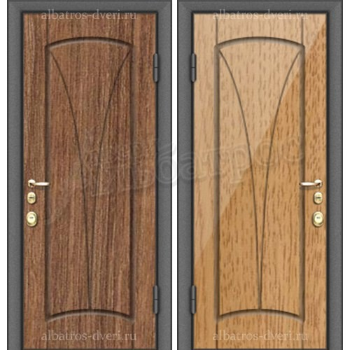 Входная металлическая дверь модель 01-38