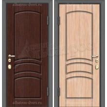 Входная металлическая дверь 01-39