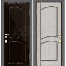 Входная металлическая дверь 01-40