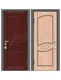 Входная металлическая дверь 01-41