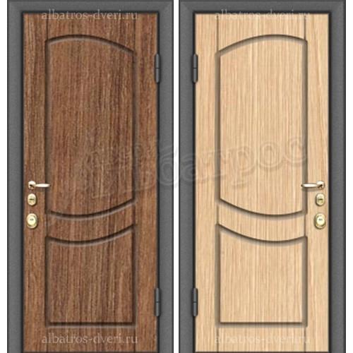 Входная металлическая дверь модель 01-42