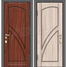 Входная металлическая дверь 01-43