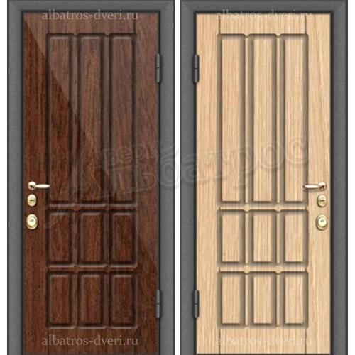 Входная металлическая дверь модель 01-45