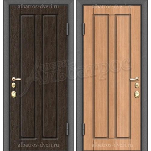 Входная металлическая дверь модель 01-02