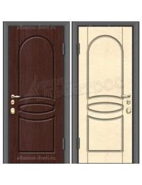 Входная металлическая дверь 01-52