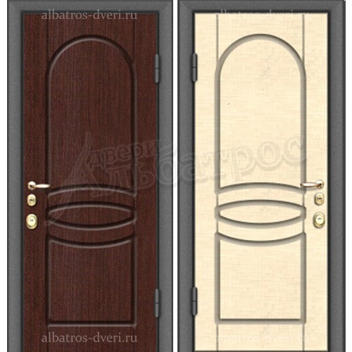 Входная металлическая дверь модель 01-52