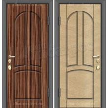 Входная металлическая дверь 01-54