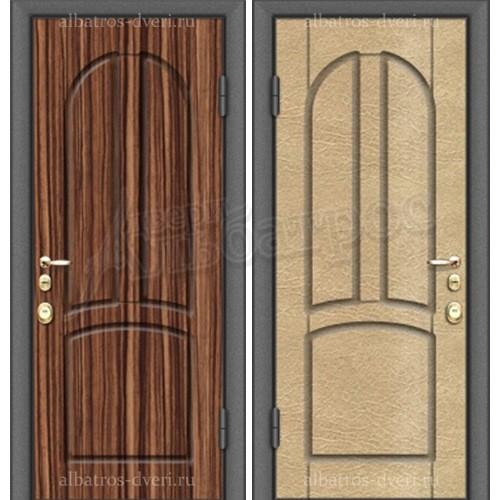 Входная металлическая дверь модель 01-54