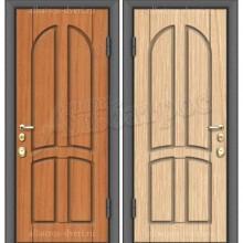 Входная металлическая дверь 01-55