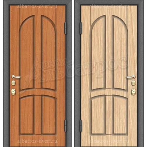 Входная металлическая дверь модель 01-55