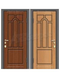 Входная металлическая дверь 01-58