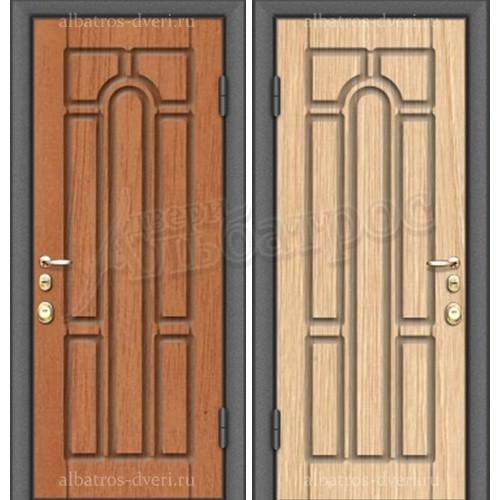 Входная металлическая дверь модель 01-61