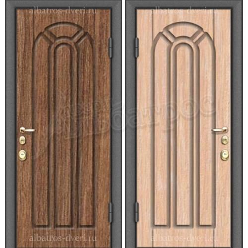 Входная металлическая дверь модель 01-62